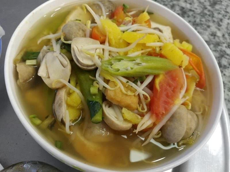 canh chua chay mon chay mien nam e1575878961461   Ănchay.vn : Ăn Chay, Công Thức Nấu Món Chay & Địa Điểm Ăn Chay