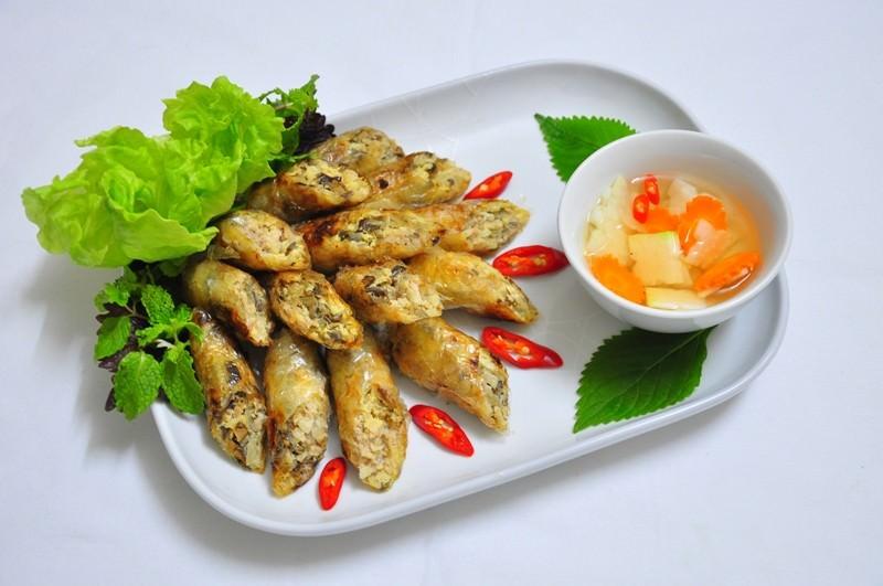 nem chay mon chay mien bac   Ănchay.vn : Ăn Chay, Công Thức Nấu Món Chay & Địa Điểm Ăn Chay